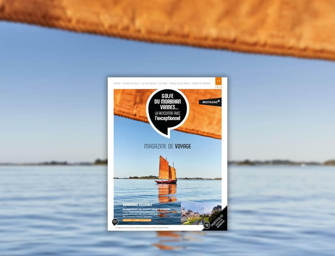 Magazine de Voyage Golfe du Morbihan