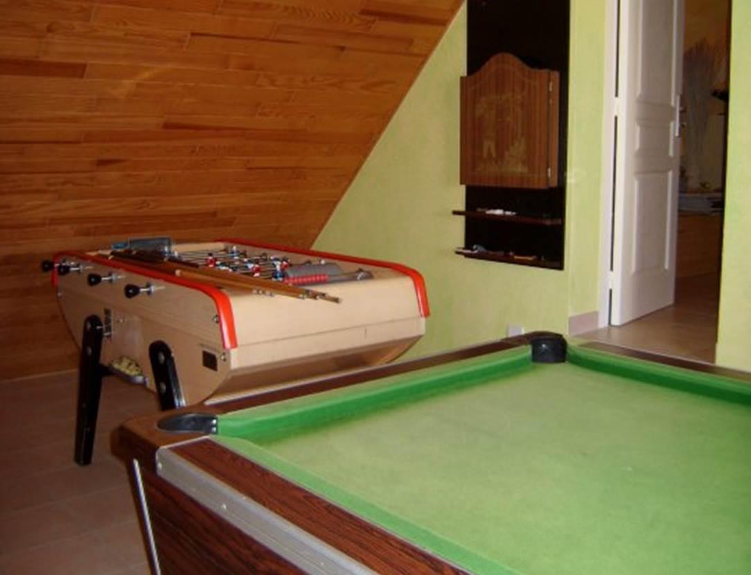Salle-de-jeux-Chambre-Hôtes-Pedron-Armelle-Arzon-Presqu'île-de-Rhuys-Golfe-du-Morbihan-Bretagne sud