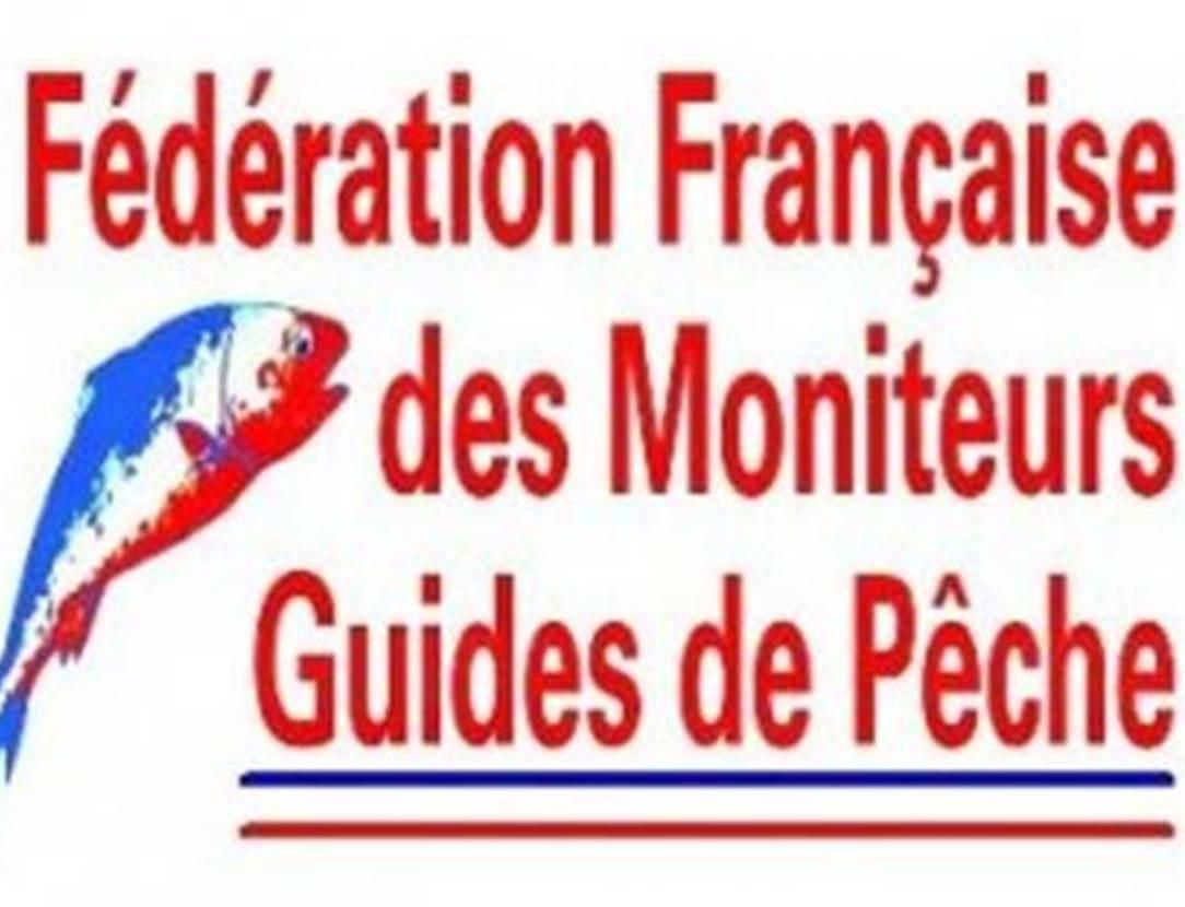 Logo-Fédération-Française-des-Moniteurs-Guides-de-Pêche-Sarzeau-Presqu'île-de-Rhuys-Golfe-du-Morbihan-Bretagne sud