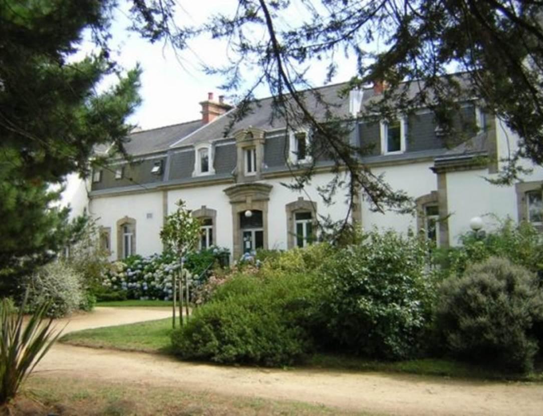 Façade-Gite-d'Etape-Le-Moulin-Vert-Arzon-Presqu'île-de-Rhuys-Golfe-du-Morbihan-Bretagne sud