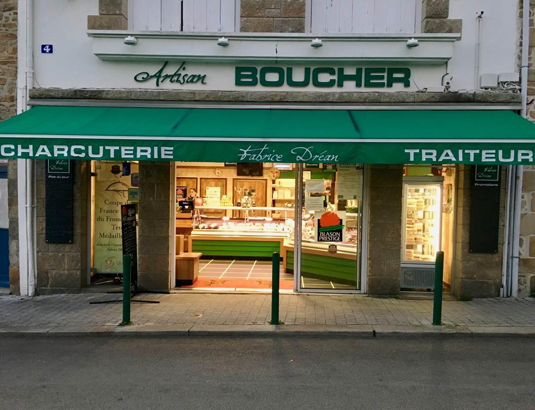 Boucherie-Dréan-Arzon-Presqu'île-de-Rhuys-Golfe-du-Morbihan-Bretagne sud