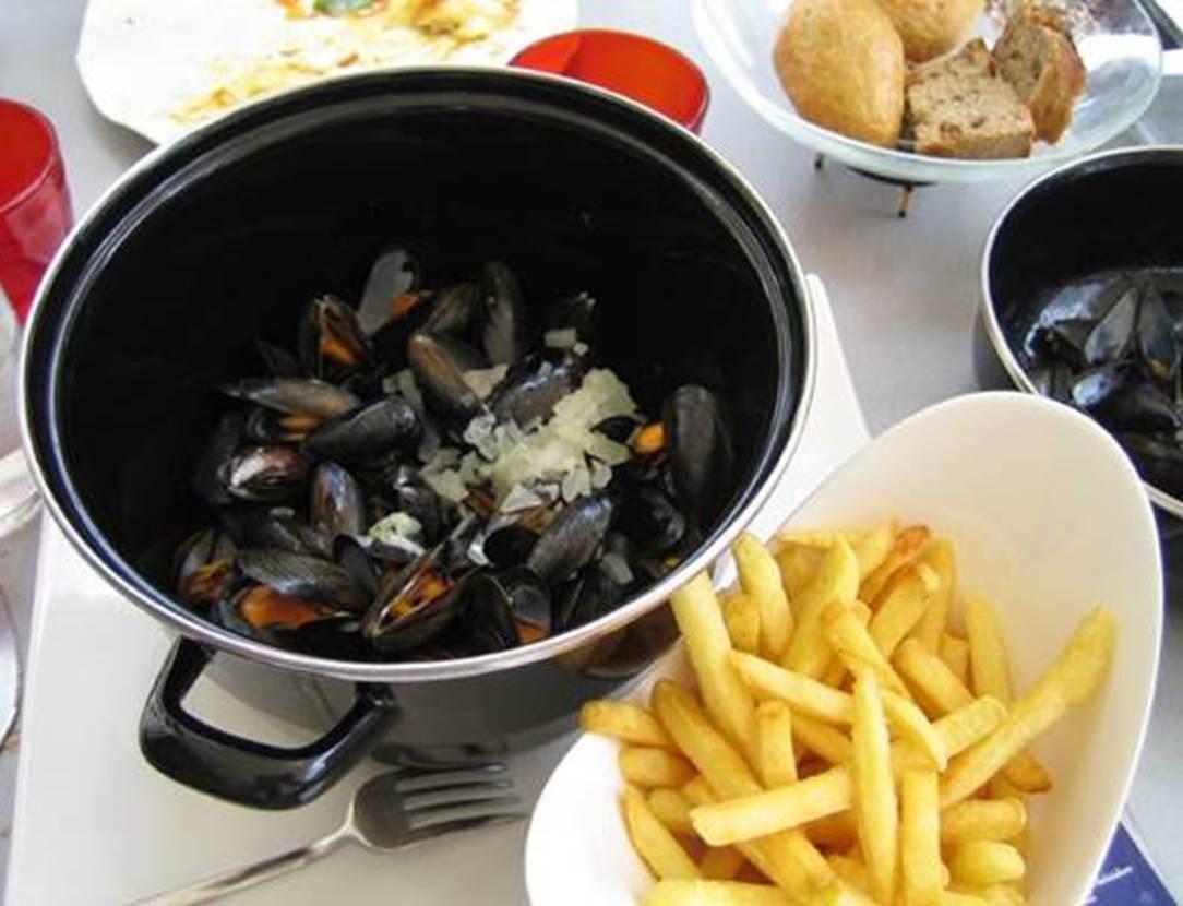 Moules-Frites-Brillac-Sarzeau-Morbihan-Bretagne Sud