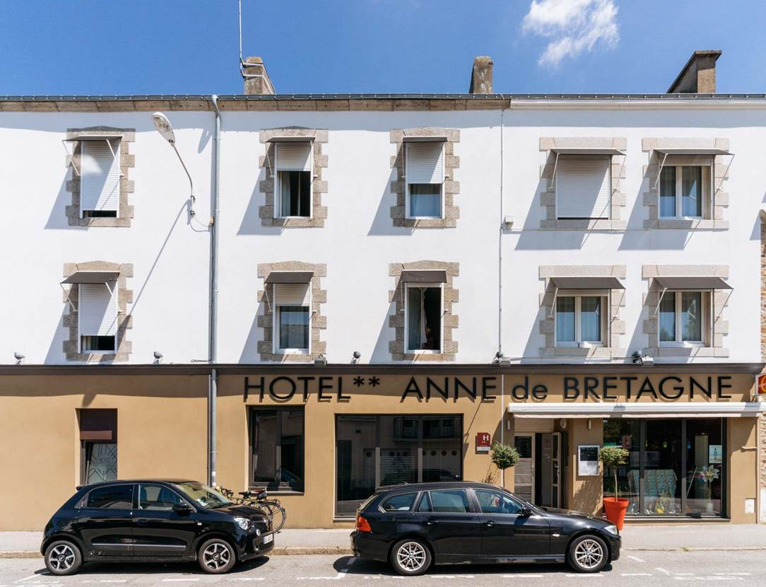 Hôtel-Anne-de-Bretagne-Vannes-Golfe-du-Morbihan-Bretagne Sud-11