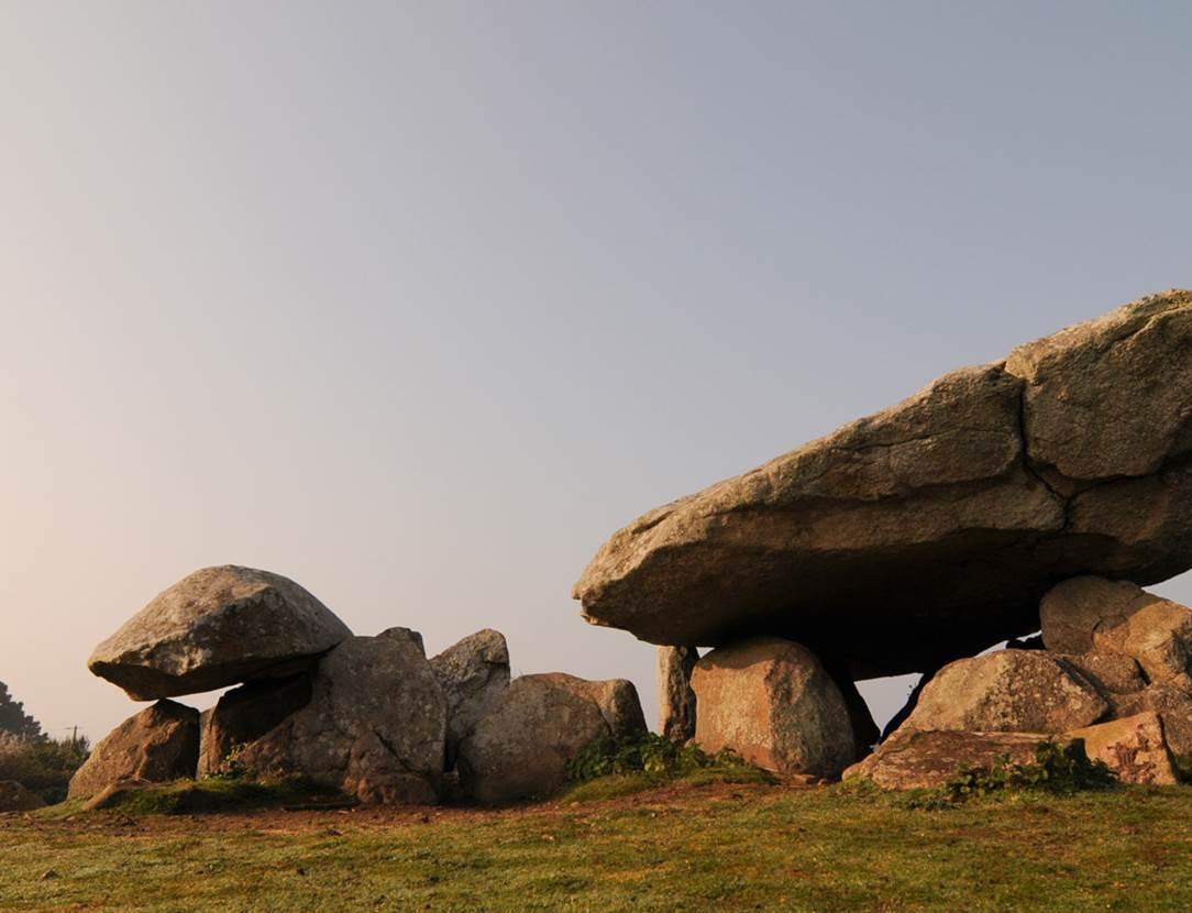 Dolmen de Penhap Ile Aux Moines - Morbihan Bretagne sud (4)