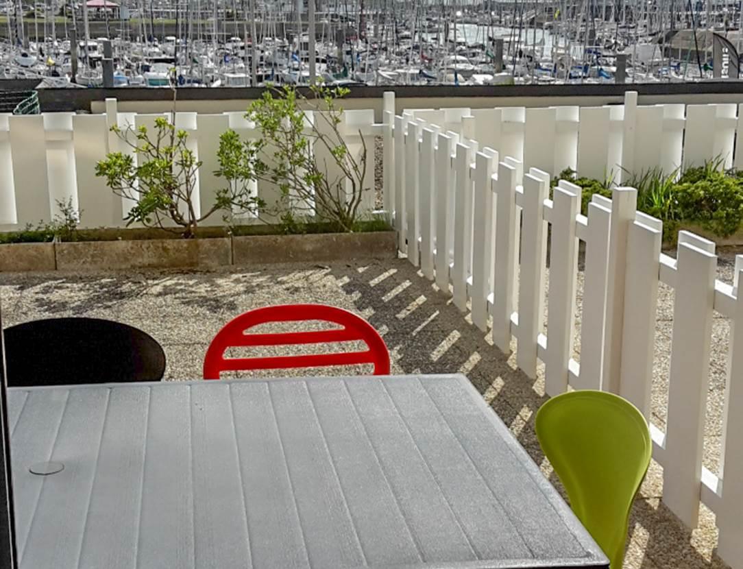 Appartement sur le Port du Crouesty - Arzon - Golfe du Morbihan - Presqu'île de Rhuys
