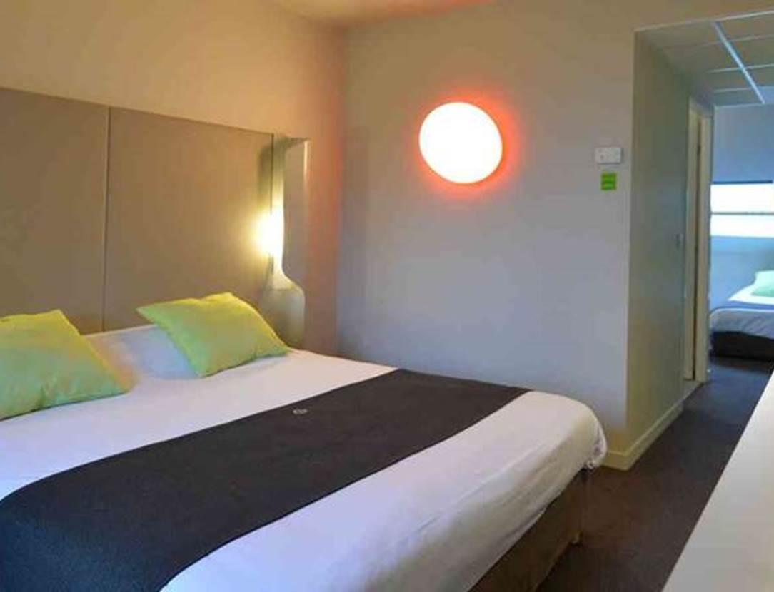 -hotel-campanile-vannes-Morbihan Bretagne Sud-chambre