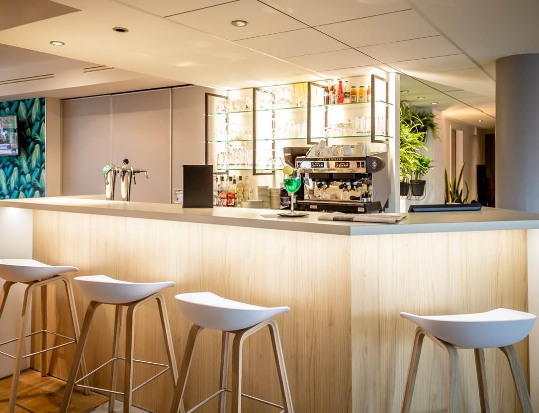Bar Hôtel BEST WESTERN PLUS Vannes centre-ville Morbihan Bretagne