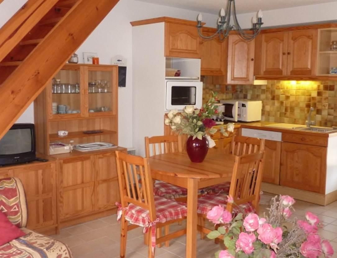 LE PAVEC Mireille - Maison Sarzeau salon - Morbihan Bretagne Sud