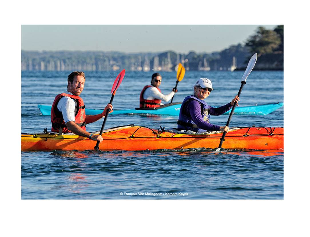 Kerners-Kayak-Arzon-Presqu'île-de-Rhuys-Golfe-du-Morbihan-Bretagne sud