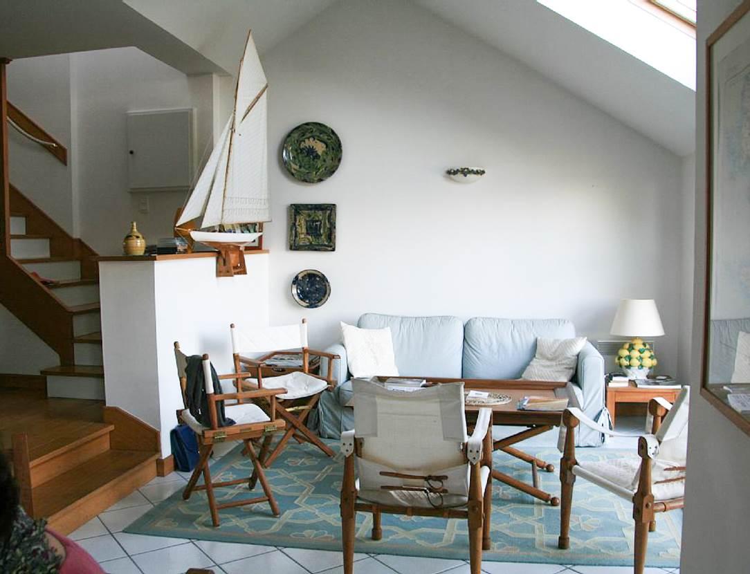 BERTUZZI Marie-Catherine - Maison à Sarzeau - Presqu'île de Rhuys - Golfe du Morbihan