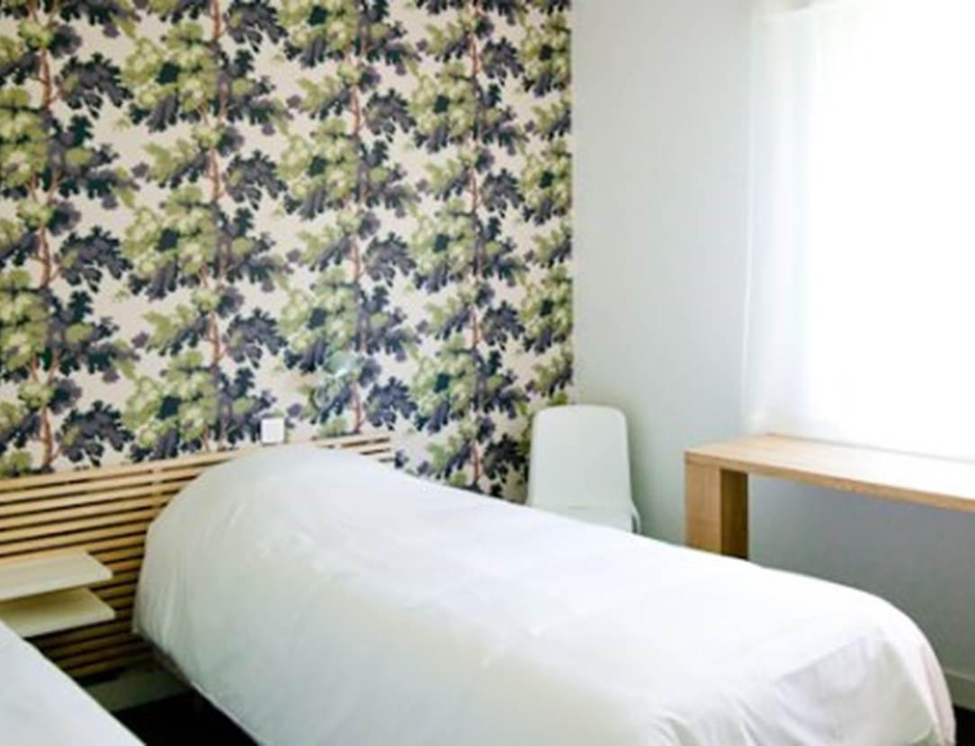 Chambre-Lits-Simples-Hôtel-Le-Crouesty-Arzon-Presqu'île-de-Rhuys-Golfe-du-Morbihan-Bretagne sud