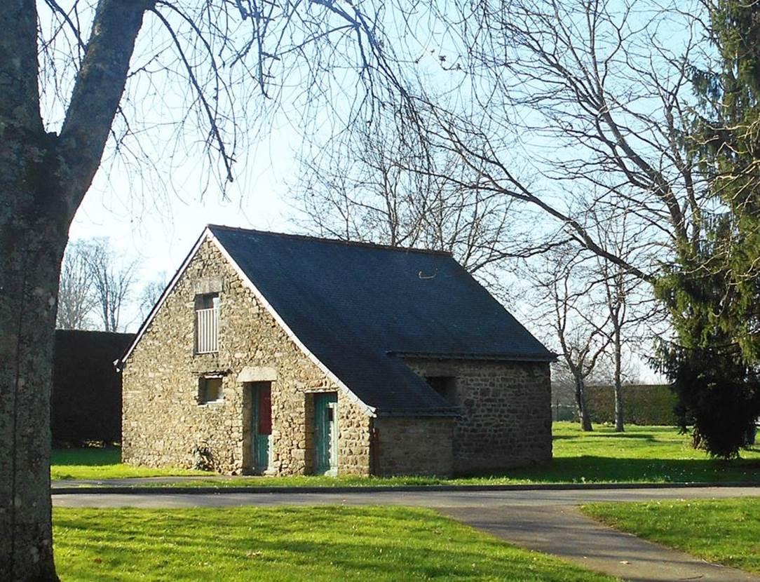 Le domaine de parc Er Bihan-Colpo-Morbihan Bretagne Sud