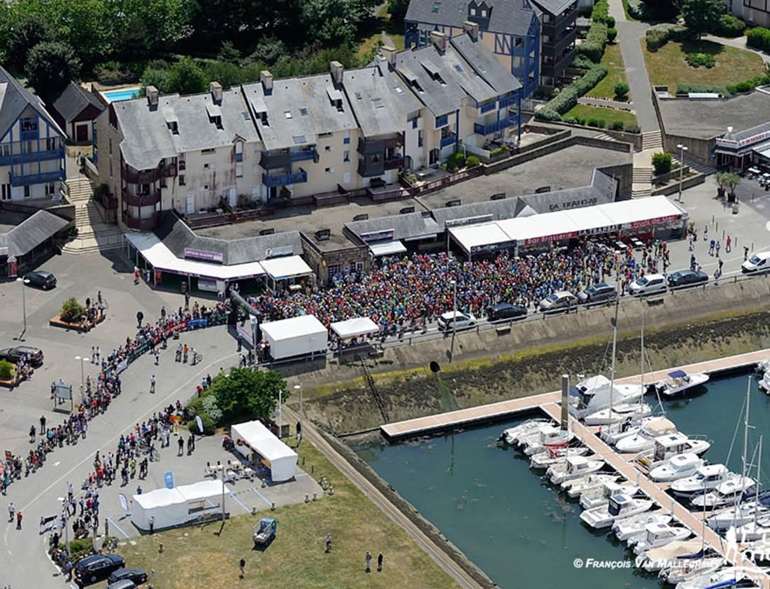 Photo-aérienne-Ultra-Marin-Golfe-Morbihan-Arzon-Morbihan-Bretagne Sud