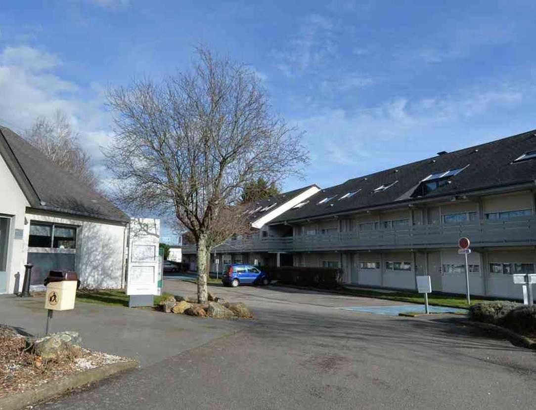 hotel-campanile-vannes-Morbihan Bretagne Sud-exterieurs