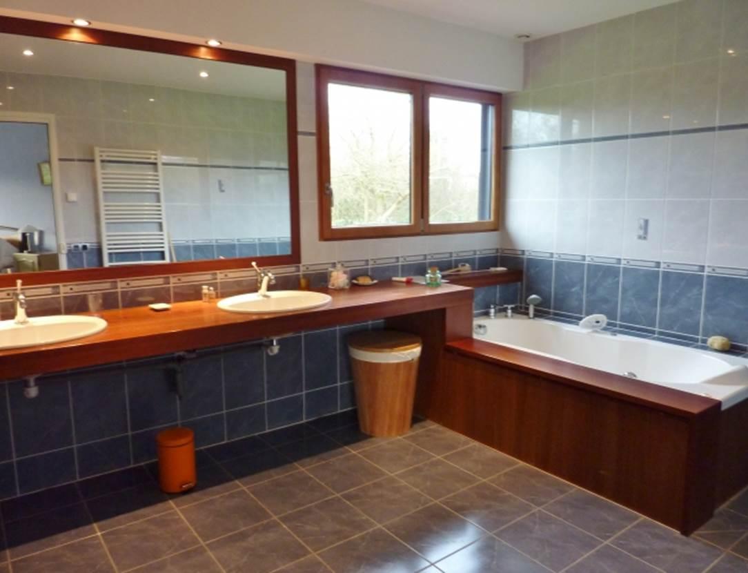 CHAUVIN Jean-François salle de bains - Maison Saint-Armel - Morbihan Bretagne Sud
