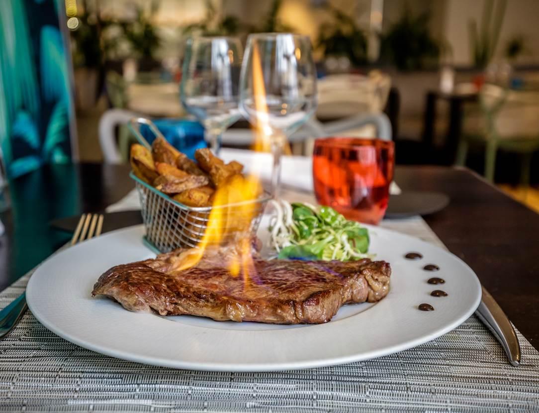 Restaurant Côté Patio Vannes brasserie contemporaine