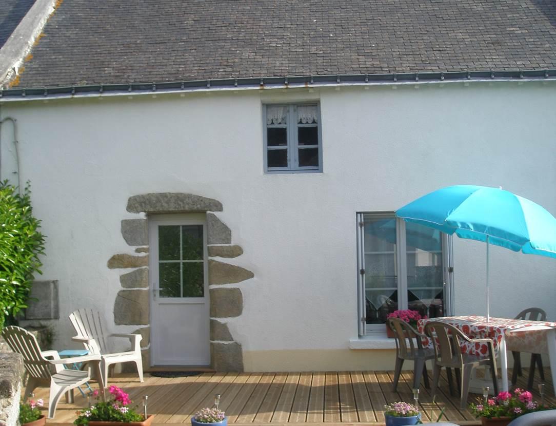 LE QUERRE Florence et Jean-Marc - Maison Saint-Armel - Morbihan Bretagne Sud