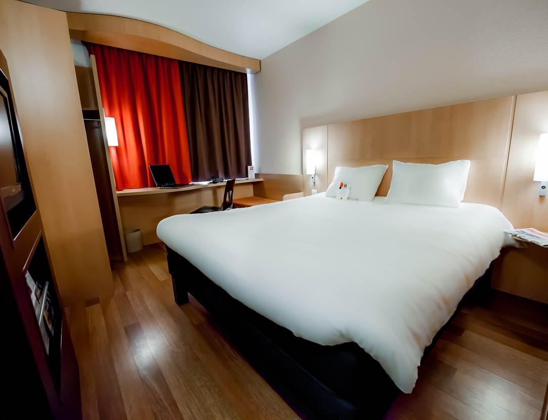 hotel ibis vannes chambre double