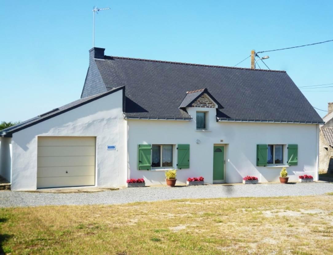 MOLGAT Marie-Claire - Maison Le Tour-du-Parc - Morbihan Bretagne Sud