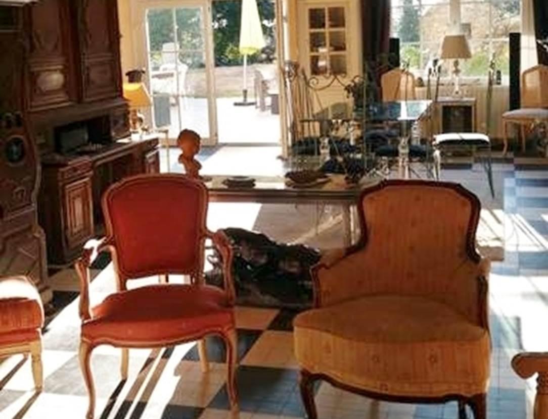 GILLES Marie-José meublé à Arzon - Presqu'île de Rhuys - Golfe du Morbihan