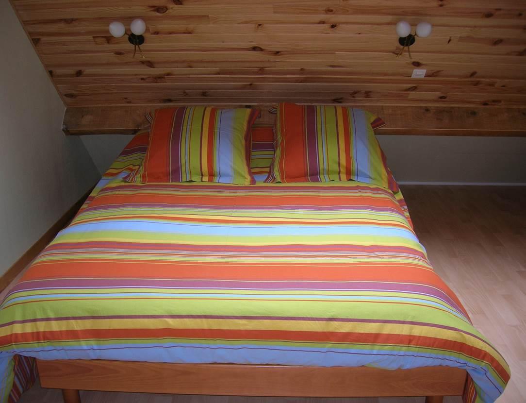 Chambre-d-hôte-Le-Keraven-chambre-lit-double-Saint-Gildas-de-Rhuys-Morbihan-Bretagne Sud