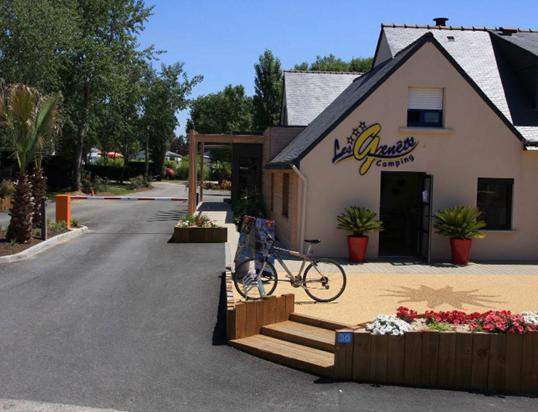 Accueil-Camping-Les-Genets-Morbihan-Bretagne Sud