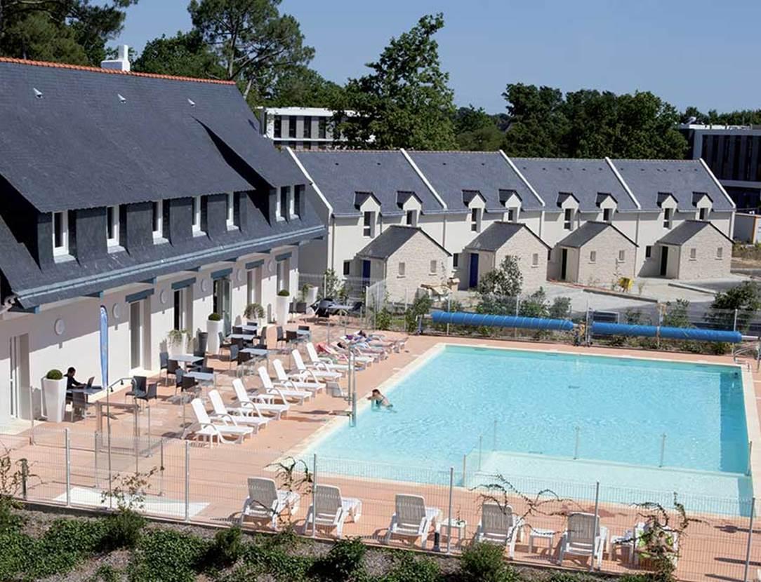 Résidence-Vacanceole-Ker-Goh-Lenn-Plescop-Golfe-du-Morbihan-Bretagne Sud
