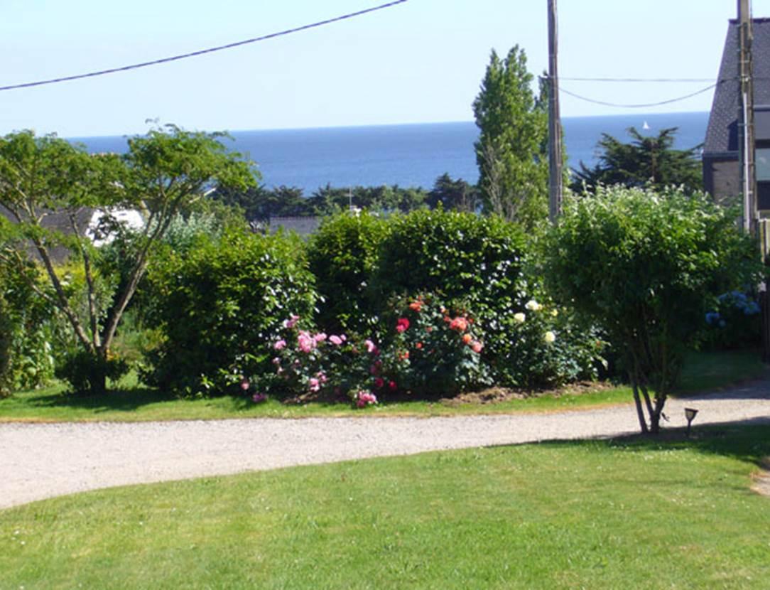 BULEON Edith jardin - Maison Sarzeau - Morbihan Bretagne Sud