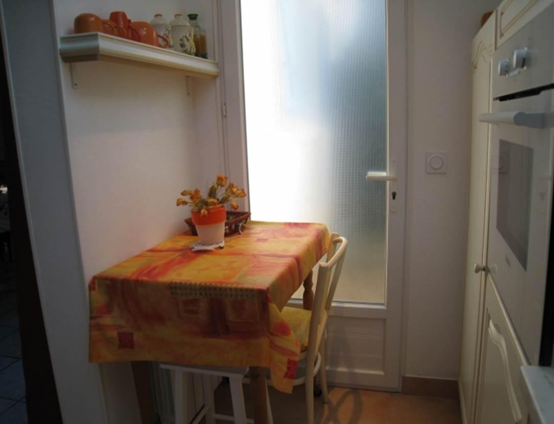 LE FUR Marie-Aurélie - Maison Saint-Gildas de Rhuys cuisine - Morbihan Bretagne Sud