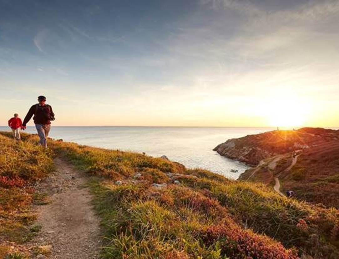 Randonnée-sentiers-Saint-Gildas-Morbihan-Bretagne Sud