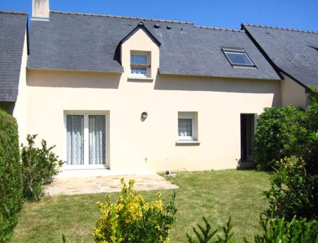 JACQUES Bernard - Maison Saint-Gildas de Rhuys - Morbihan Bretagne Sud