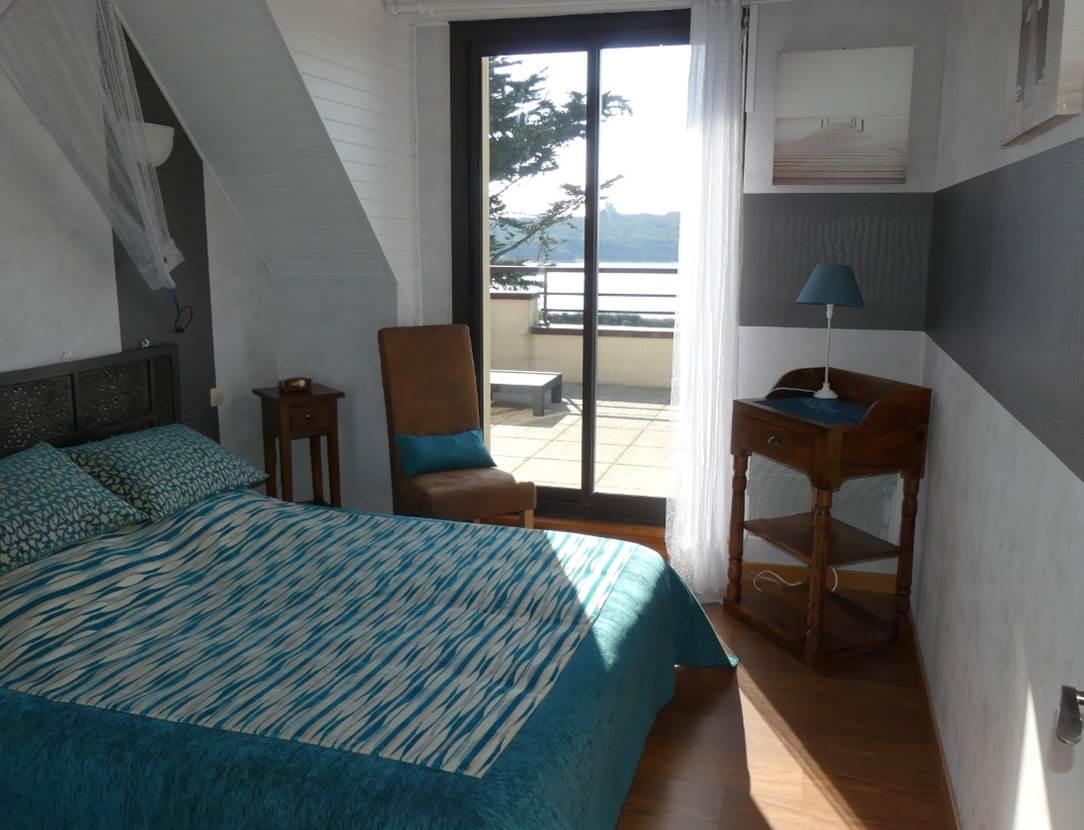 Houat-Appartement-Rabot-Corinne-Chambre-Arzon-Presqu'île-de-Rhuys-Golfe-du-Morbihan-Bretagne sud