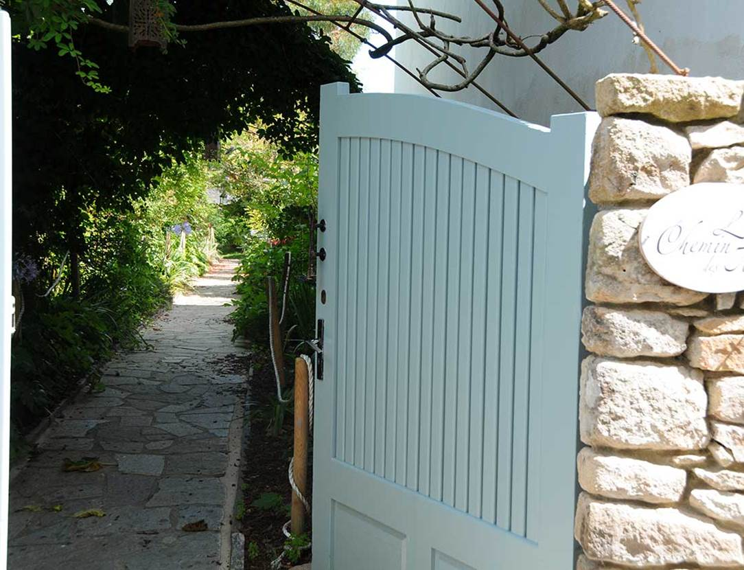 Chambre d'hôtes-Chemin des îles-Ile-aux-Moines-Golfe-du-Morbihan-Bretagne sud