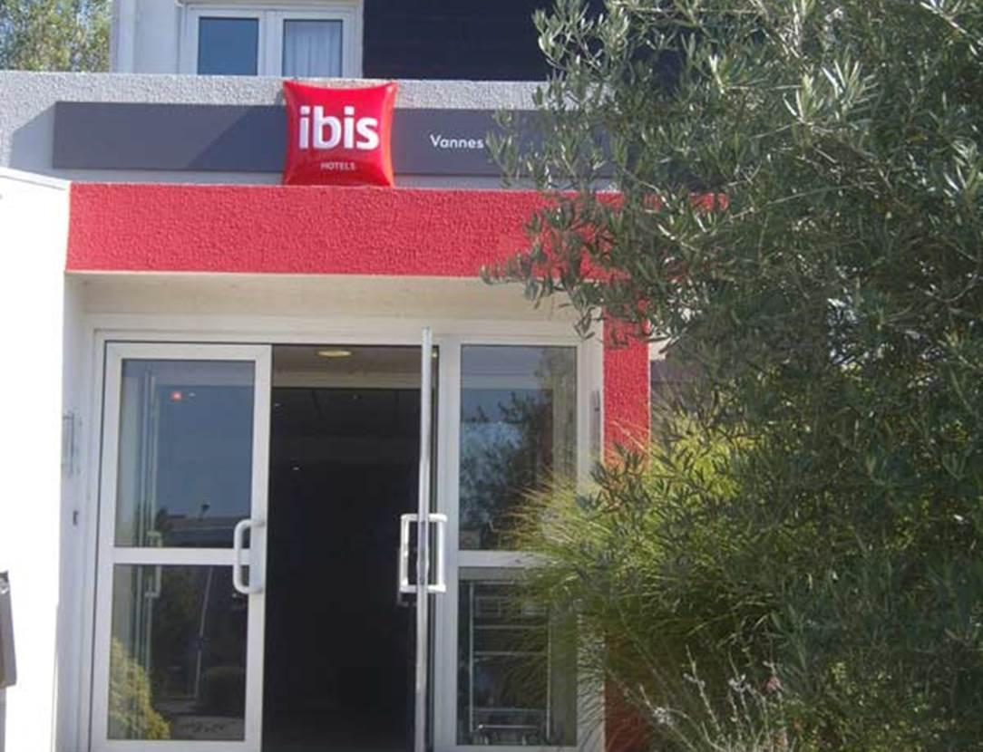hôtel ibis vannes