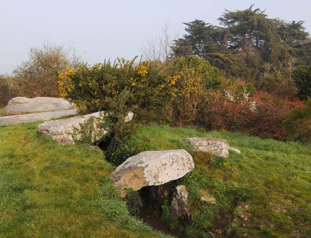 Allée couverte du Grah Niol Arzon (1) - Morbihan Bretagne Sud