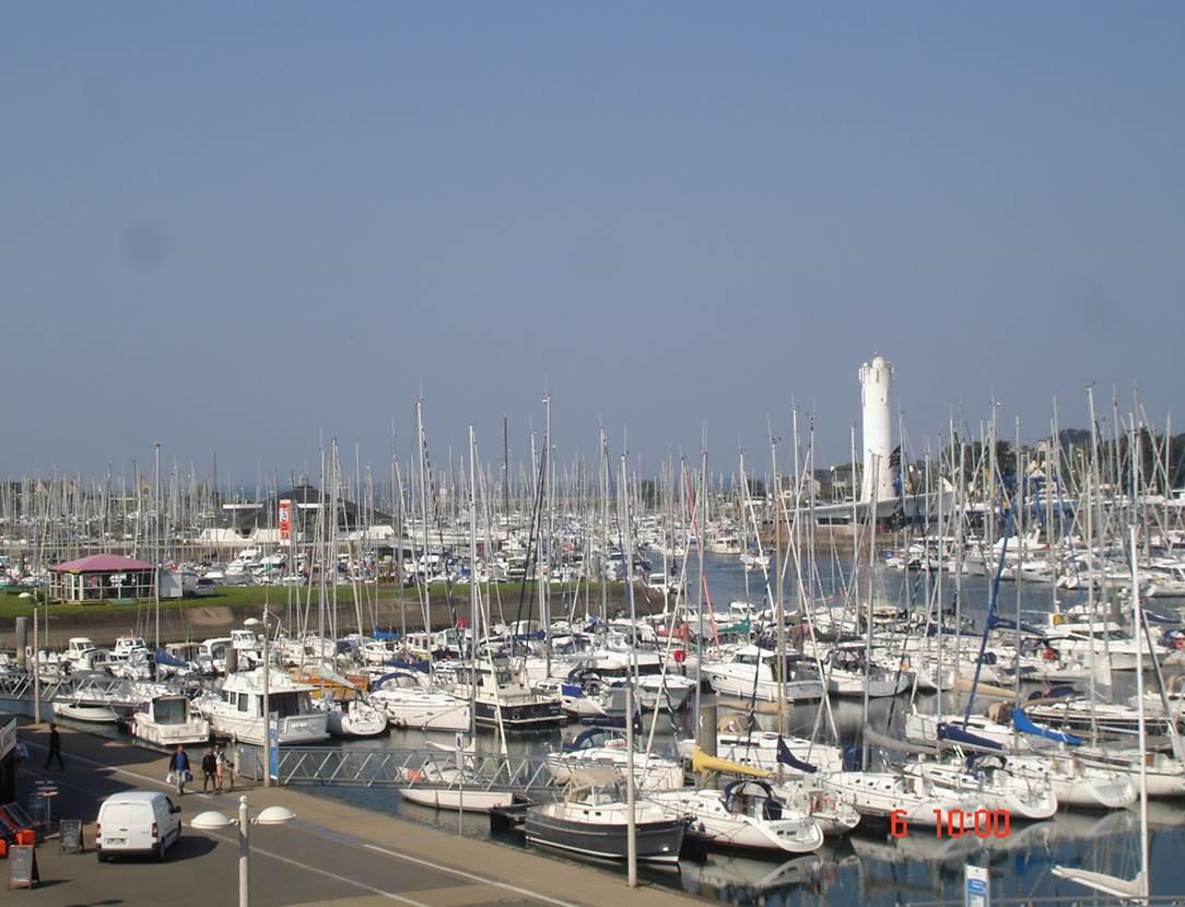 Vue-Appartement-Le-Guevel-Henri-Arzon-Presqu'île-Rhuys-Golfe-du-Morbihan-Bretagne sud