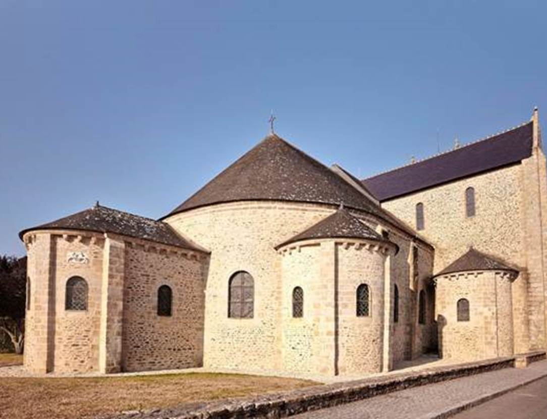 Concert-Abbatiale-Saint-Gildas-de-Rhuys-Presqu'île-de-Rhuys-Golfe-du-Morbihan-Bretagne sud