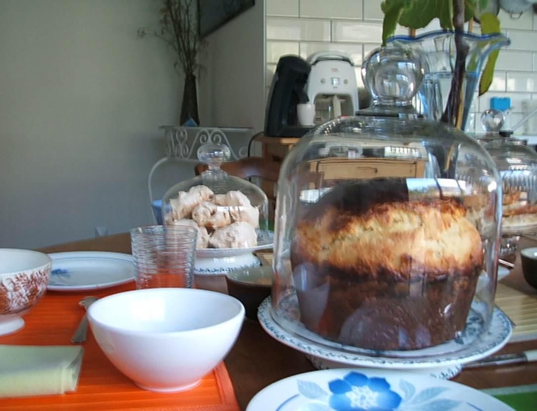 Petit-déjeuner-chambre-d-hôte-Kernolives-40-Saint-Gildas-de-Rhuys-Morbihan-Bretagne Sud