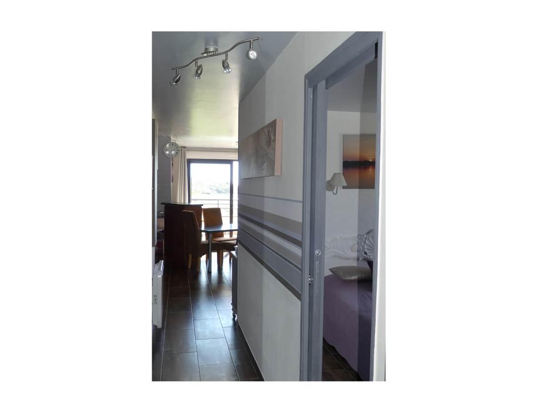 Appartement-Corinne-Rabot-Couloir-Arzon-Presqu'île-de-Rhuys-Golfe-du-Morbihan-Bretagne sud