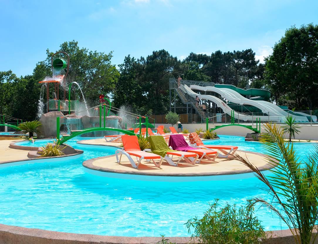 Du plaisir pour toute la famille avec le nouveau parc aqualudique
