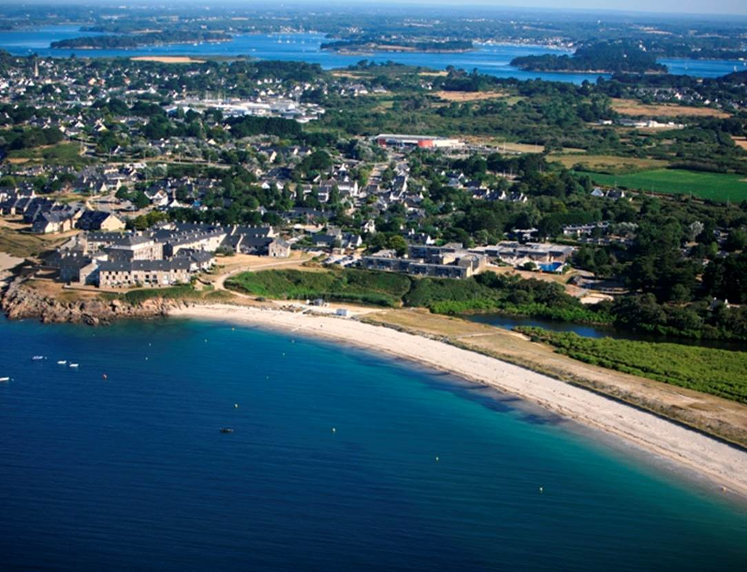 Dunes et Bois de Kerver - Arzon - Morbihan - Bretagne sud
