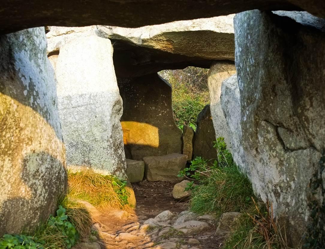 Dolmen de Penhap Ile Aux Moines - Morbihan Bretagne sud (3)