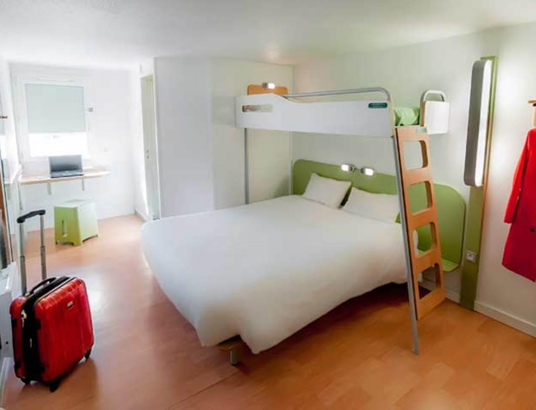 HOTEL #IBIS #BUDGET #VANNES #PLOEREN #CHAMBRE #TRIPLE #STANDARD