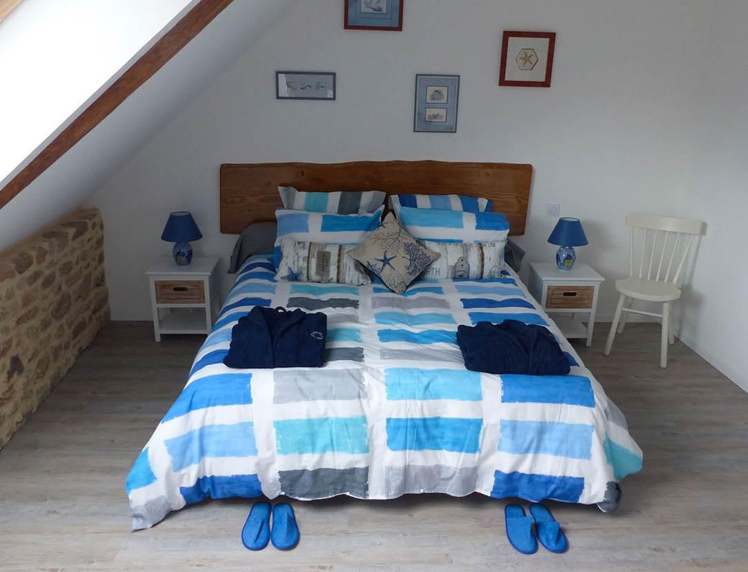Chambre d'hôtes-Talet-Trédion-Golfe-du-Morbihan-Bretagne sud