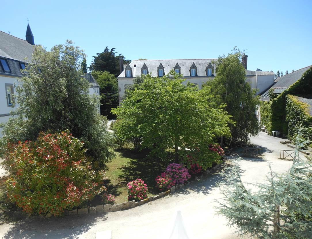 Abbaye-de-Rhuys-Centre-Culturel-et-Spirituel-Saint-Gildas-de-Rhuys-Presqu'île-de-Rhuys-Golfe-du-Morbihan-Bretagne sud