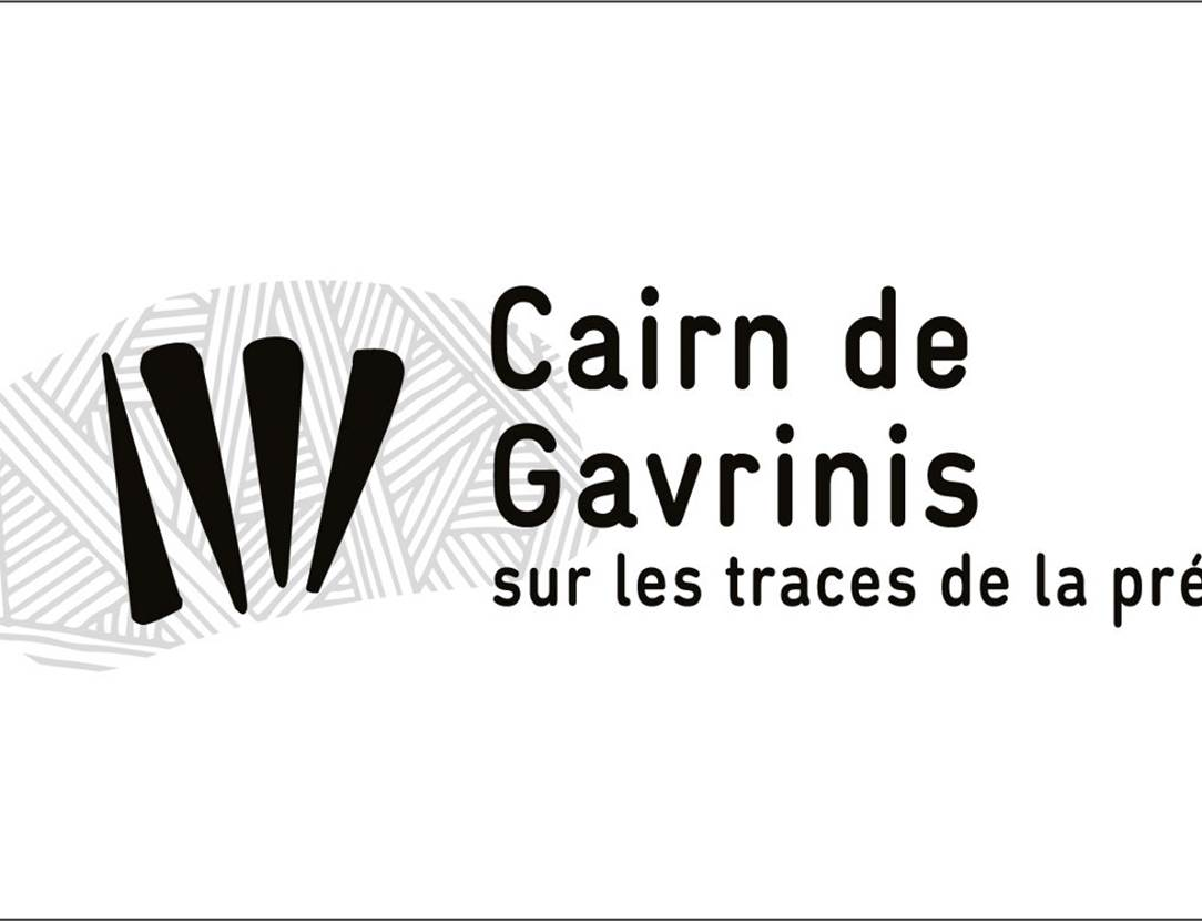Logo-Cairn-Gavrinis-Larmor-Baden-Golfe-du-Morbihan-Bretagne sud