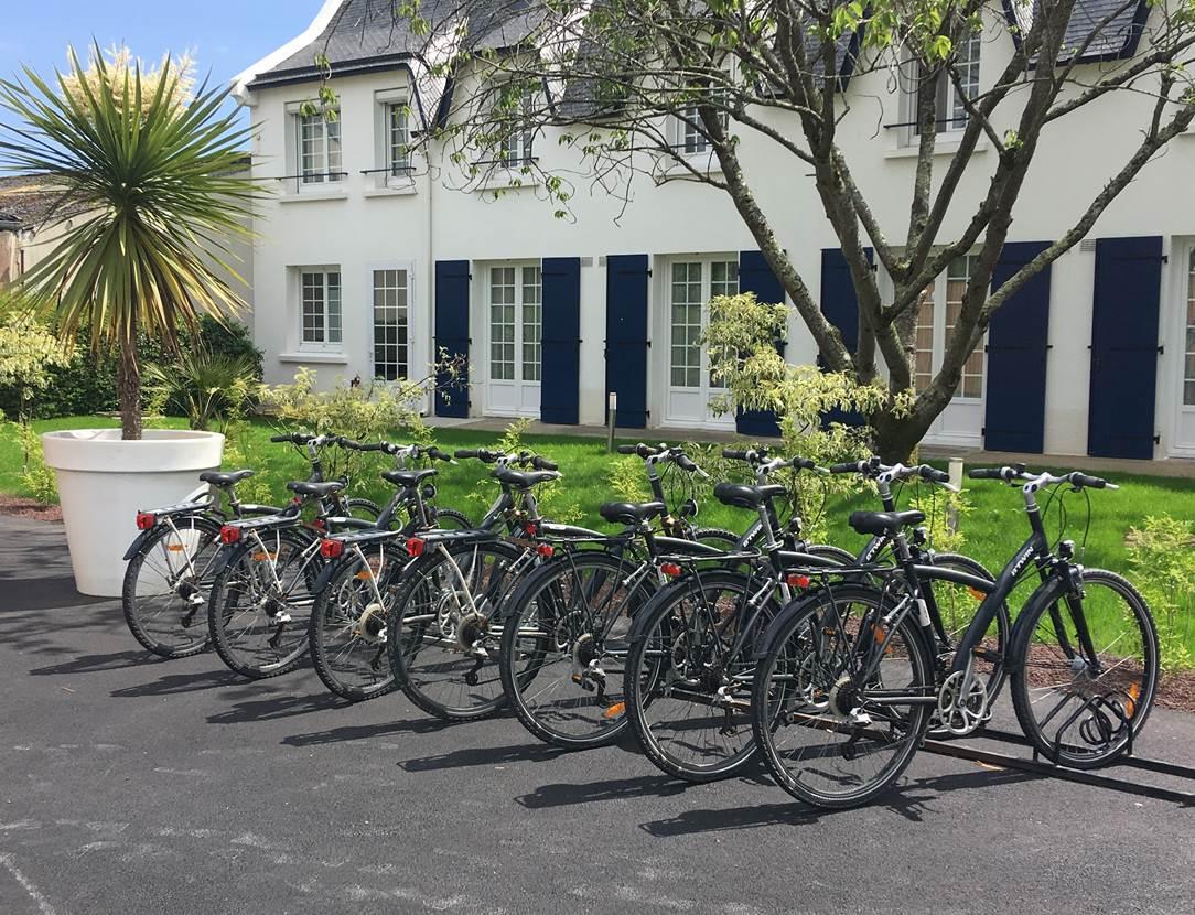 prêt vélo gratuit la marébaudière Vannes