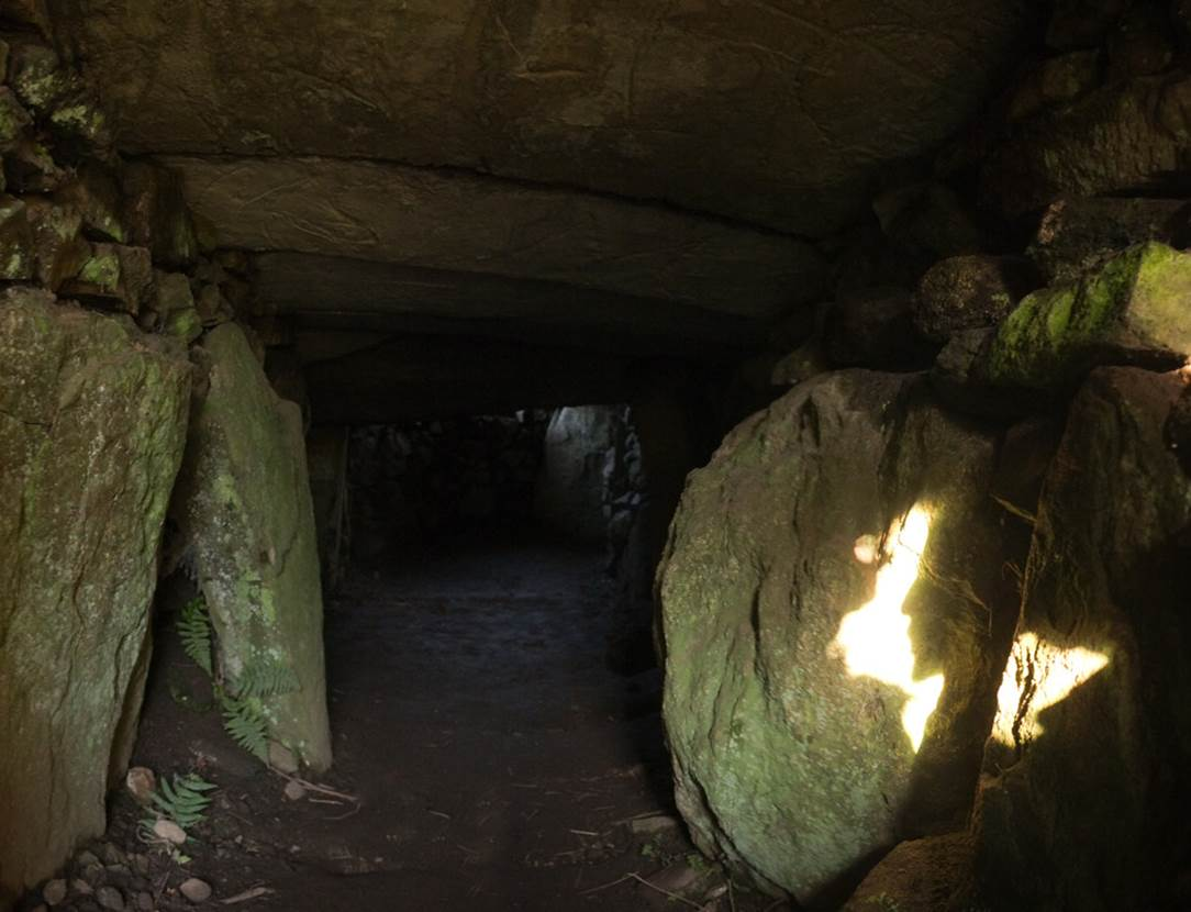 Allée couverte du Grah Niol Arzon (3) - Morbihan Bretagne Sud