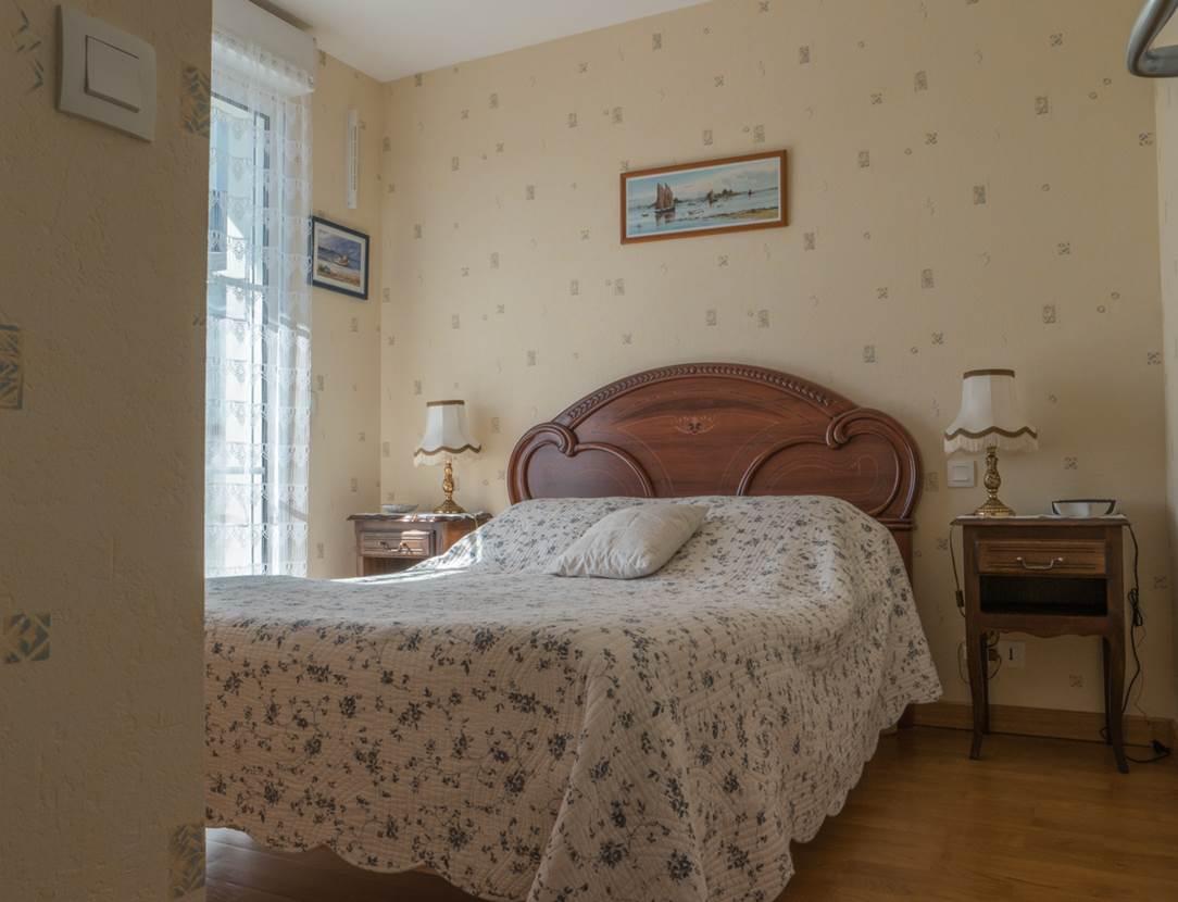LE DIAGON Rose - Appart Sarzeau chambre - Morbihan Bretagne Sud
