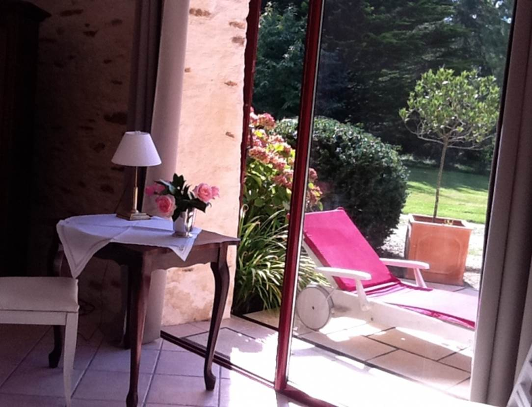 FUZELLIER Fernand - Maison Sarzeau salon - Morbihan Bretagne Sud